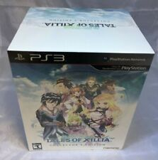 Tales of Xillia Collector's Edition Sony PS3 Brand New (minor back rip)