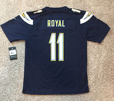 Eddie Royal San Diego Chargers Youth/Kids Game Jersey. NWT. Size: Large 14/16