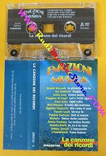 MC EMOZIONI IN MUSICA La canzone dei ricordi LITTLE TONY LEALI no cd lp dvd vhs