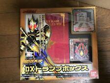 Bandai Kamen Rider Blade Rouse card DX Trump box limited JAPAN