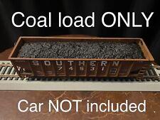 HO Lot Of 2 3-Bay Hopper Coal Loads Roundhouse Athearn