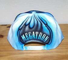 Detroit Lions Megatron Cap/hat new snap back Custom Air Brushed one of a kind