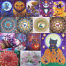5D DIY Special Shaped Diamond Painting Cross Stitch Embroidery Mosaic Home Decor