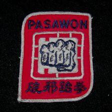 TCB Crown Fist Elvis Kenpo Karate Patch Set FREE SHIPPING