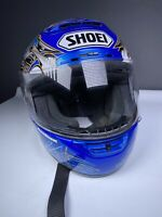SHOEI Airtrix Full Faced Helmet DOT Snell Approved Size Small