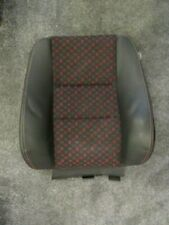 """MG ZT  / MG ZS  N/S Front Seat Backrest Cover """" Matrix Red & Green """" Trim"""