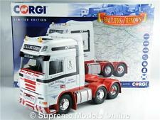 CORGI DAF 105 C&G HUGHES CC14121 1:50 MODEL MODERN TRUCK CAB SCOTLAND RENOWN K8