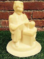 SALE! Victorian Tradesman Teacher Statue Garden Ornament - Latex Mould/Mold Only