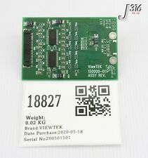 18827 Viewtek Pcb Assy, 1699, Be2-0 150000-01