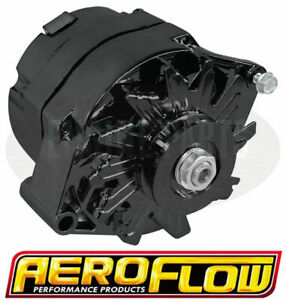 Holden Commodore Aeroflow Black Alternator VN VP VR VS 304 5lt V8 100 Amp