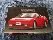 Nissan MID 4 V6 Twincam 24Valve 1:24 von Fujimi , Top Zustand !!