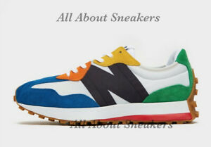 "New Balance 327 ""Multi"" Men's Trainers All Sizes Limited Stock"