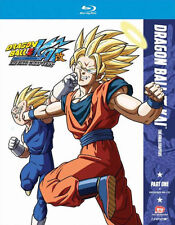 DRAGON BALL Z KAI THE FINAL CHAPTERS - PART ONE - BLU RAY - Region A