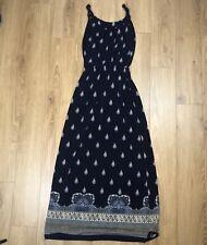 Womens Floia Maxi Navy Long Dress Size 8/10