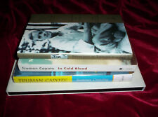 Lot 5 Truman Capote Books HB/PB In Cold Blood Summer Crossing Tiffany Christmas