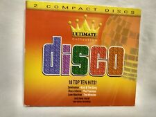 Ultimate Collection Disco 18 Top Ten Hits! 2 Discs                        cd5135