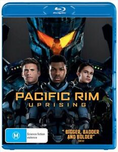 Pacific Rim - Uprising Blu-ray