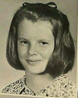 "KIM BASINGER RARE 1967 ORIGINAL JHS YEARBOOK AS 8TH GRADER ""KIMLA A. BASINGER""!!"
