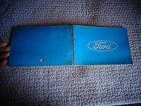 Ancien Livret Automobiles FORD-USA des origines : Ford T a 1982