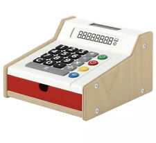NEW Ikea Cash Register childrens Toys Early Learning Counting Play Money Shop