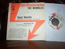 Wombles (Mike Batt) Super Womble PR-COPY CBS 1975