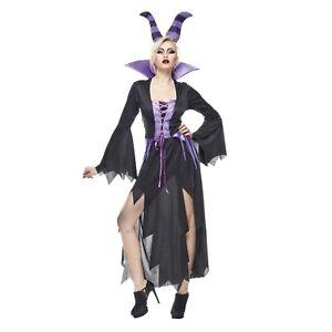 COSTUME Halloween STREGA MALVAGIA Adulto Donna Taglia Unica RUBIE'S WITCH SEXY