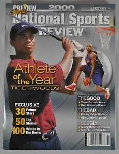 Preview Sports TIGER WOODS National Sports Review 2000