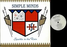 Simple Minds-Sparkle In The Rain-VINYL LP-USED-Aussie press