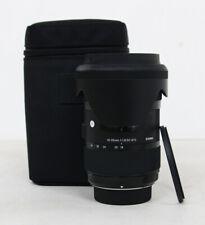 Sigma DC 18-35mm f/1.8 AF HSM DC Lens for Nikon