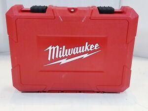 "Milwaukee Tool 9 Piece 1/2"" Drive Deep Well Impact Socket Set..."