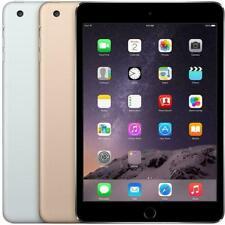 """Apple iPad Mini 3 64GB, Wi-Fi + 4G (Unlocked), 7.9"""" - All Colors"""