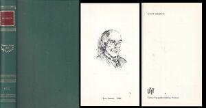 LN- PREMIO NOBEL 1920 - KNUT HAMSUN - UTET - SCRITTORI MONDO-- 1968 - C - YFS270