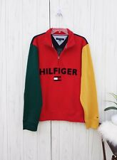 3XL MENS Tommy Hilfiger MULTICOLOR Jacket casual...