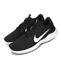 Nike Flex Experience RN 9 Black White Mens Running Shoes CD0225-001