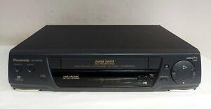 PANASONIC NV-HD620 VCR VHS VIDEO RECORDER PLAYER
