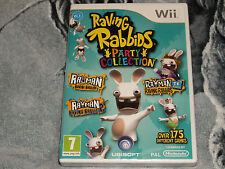 Raving Rabbids Party Collection BRAND NEW sealed Wii