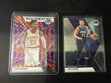 2019-20 Panini Mosaic Base Inserts Prizms You Pick Complete Your Set Rookie RC
