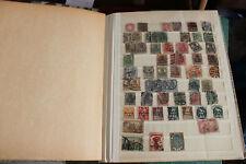 Album mit Briefmarken Dt. Reich / Nebengebiete + BRD
