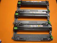 New  3 Genuine Brother DR-223CL Color Drum HL-L3210CW, HL-L3230CDW, HL-L3270CDW