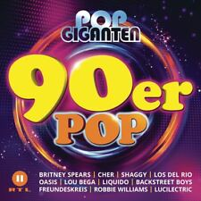 POP GIGANTEN 90ER POP  2 CD NEUF