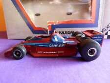 Yaxon racing team art 0707 1/43Brabham Alfa Romeo BT 46 Made In Italie + Boite