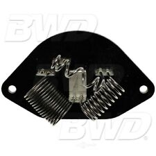 HVAC Blower Motor Resistor Front BWD RU815