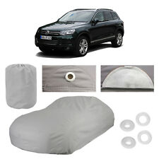 Volkswagen Touareg 5 Layer Car Cover Fit Outdoor Water Proof Rain Snow Sun Dust