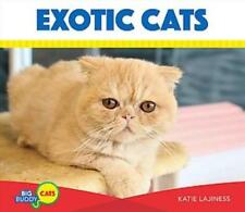 Exotic Cats - Lajiness, Katie - New Hardcover