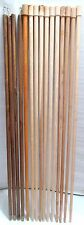 "15 Hickory Shafts 34.5"" for Golf Putters Wedges 10 w/ 2.125"" Hosels 5 w/ ~7/8"""
