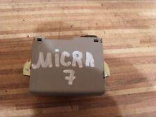 Nissan Micra K12 Relais (7)