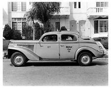 1940 Checker Taxi Cab Factory Photo ub5108-YSQL71