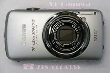 Canon Digital ELPH SD980 IS / Digital IXUS 200 IS 12.1 Megapixel Mint Condition