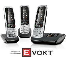 Siemens Gigaset C430A Trio Cordless Landline Phone System Dect Genuine New