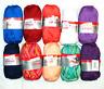 (3,00€/100G) Schoeller + Stahl Wolle Limone 16 Farben 100% Baumwolle 50 Gramm